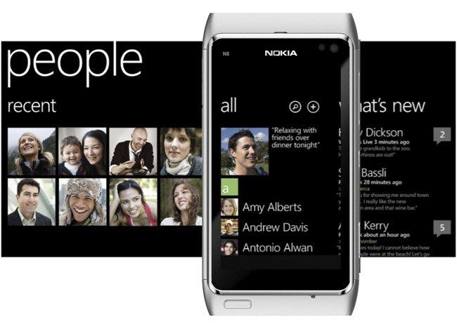 Nokia y Microsoft se hacen Amigos