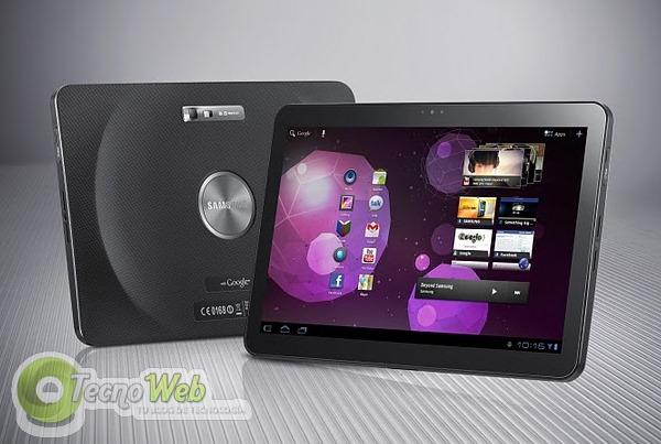 Samsung Galaxy Tab 10.1, anunciado (y recuerda al iPad)