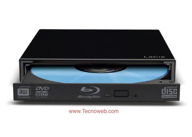 LaCie Slim Blu-ray ya disponible