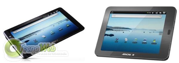 Nuevos Tablets de Archos
