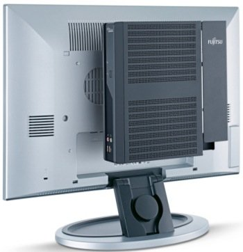 ¿Monitores sin cables? Fujitsu los venderá