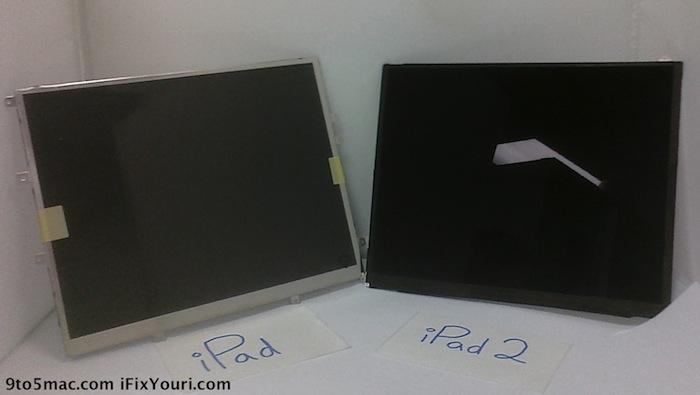 ¿Es ésta la pantalla del próximo iPad?