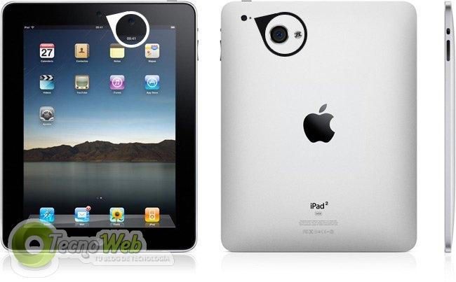 iPad 2 Presentado el 2 de marzo