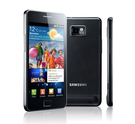 Samsung presenta el Galaxy S II