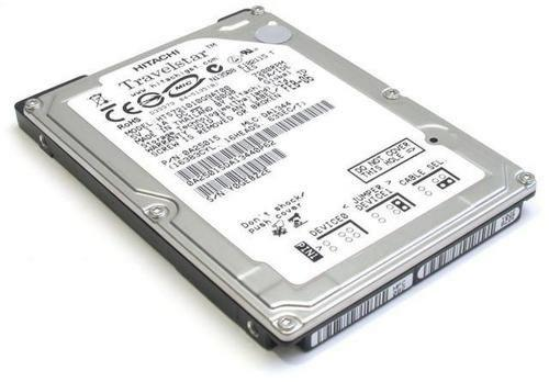disco duro laptop sata 250 gb hitachi