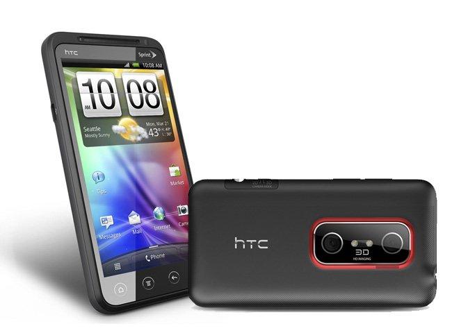 HTC EVO 3D, otro de los que no usan gafas
