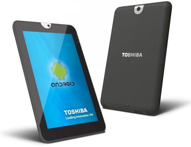 Toshiba también tiene un tablet
