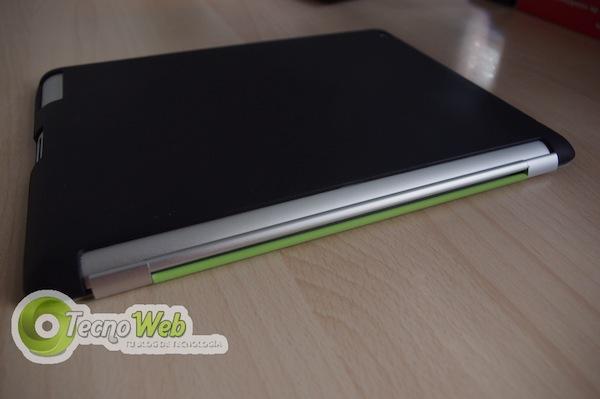 Análisis funda para la parte trasera del iPad 2, ¿Smart back Cover?