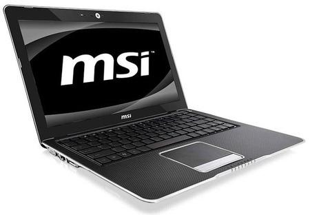 MSI X-Slim X-370, otro ultra portátil se une