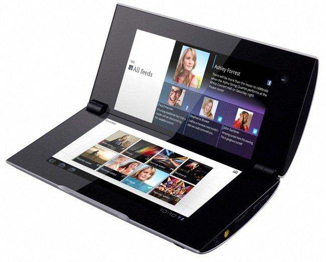 Sony S2, Sony también tiene Tablets