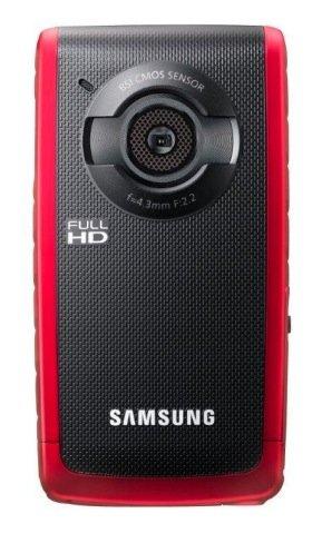 Samsung W200, Full HD en el fondo del mar