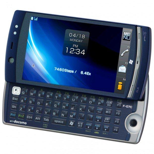 Fujitsu LOOX F-07C, ¿éxito o fracaso?
