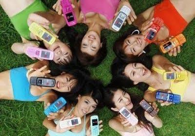 Jóvenes y gadgets