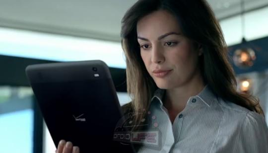 ¿Nuevo Tablet Android? Verizon juega al escondite