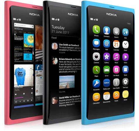 Nokia N9, asombroso teléfono con Meego