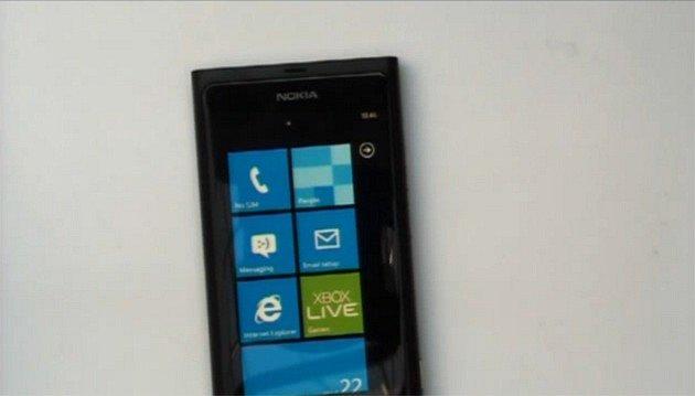Nokia Sea Ray, el primer Windows Phone