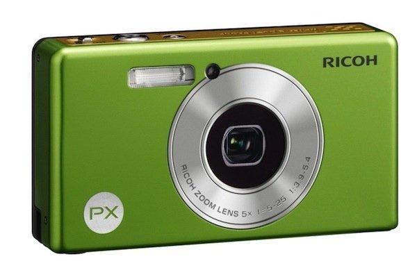 Ricoh PX, ¿Compacta todoterreno?