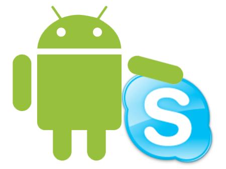 Skype potencia a la mayoría de celulares Android