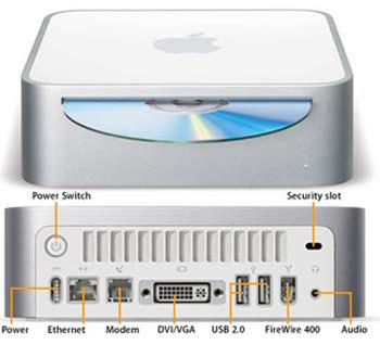 Ya se encuentra disponible Mac Mini de Apple