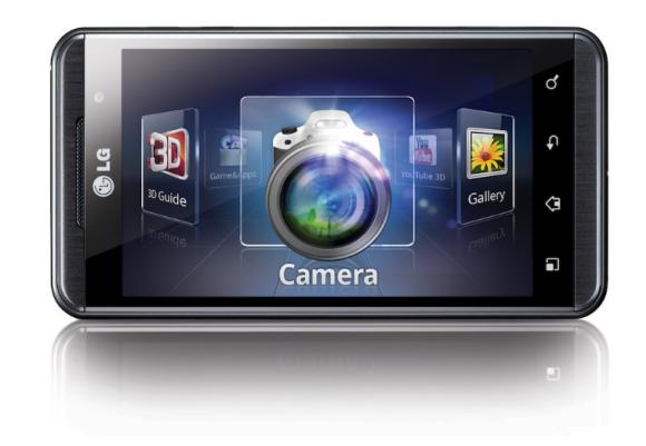LG lanza nuevo dispositivo 3D con videojuegos