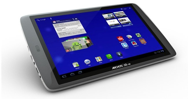 Archos G9: nuevas tablets de 8 y 10 pulgadas