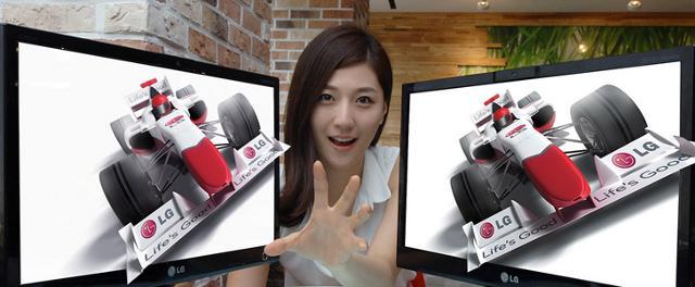 LG DX2000 mejora la experiencia 3D sin gafas
