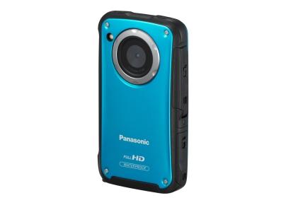 Panasonic HM-TA20: Una videocámara todo terreno