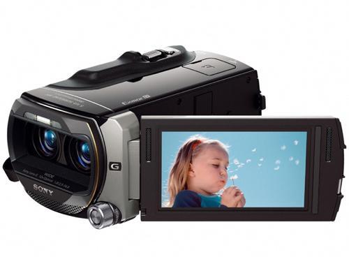 Filma en 3D con la nueva videocámara de Sony
