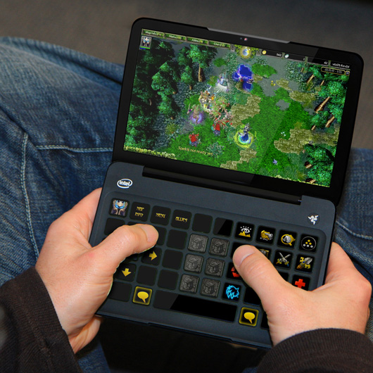 Switchblade: un netbook para jugones