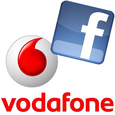 Vodafone lanzará el primer móvil exclusivo para Facebook