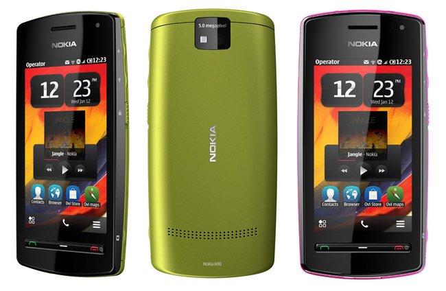 Nokia lanzó tres nuevos smartphones con Symbian Belle