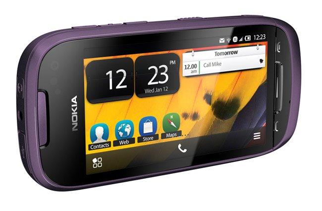 Llegó el nuevo Nokia 701