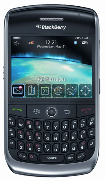 Nuevo sistema operativo de Blackberry