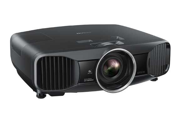 Epson lanzó cinco proyectores 3D Full HD