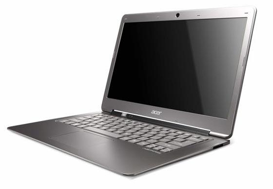 Presentado el nuevo Acer Aspire S3