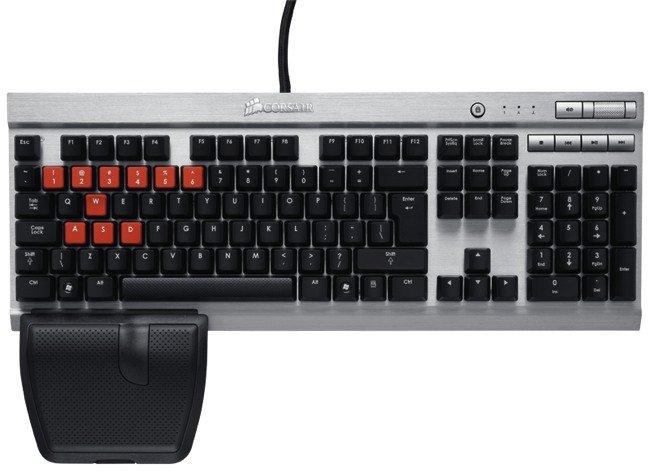 Corsair K60, sólo para gamers.