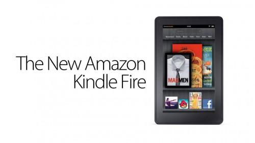 Kindle Fire, la esperada apuesta de Amazon al mercado de tablets