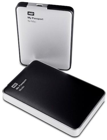 Western Digital renueva su gama My Passport para tu Mac
