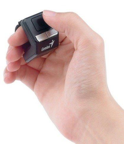 Genius Ring Mouse, te hará la presentación más fácil.