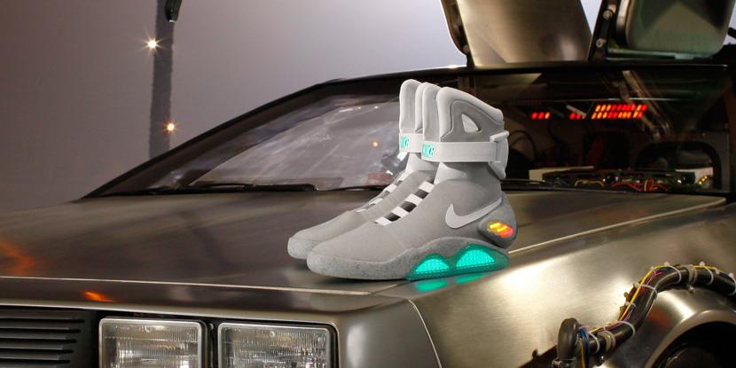 Nike Mag, las zapatillas de regreso al futuro, son reales… y puedes comprarlas.