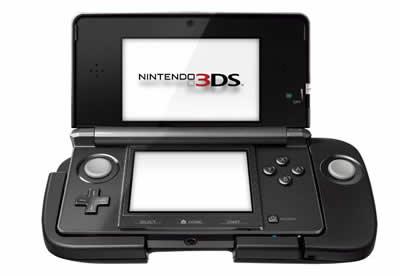Slide Pad: Mando complementario para Nintendo 3DS