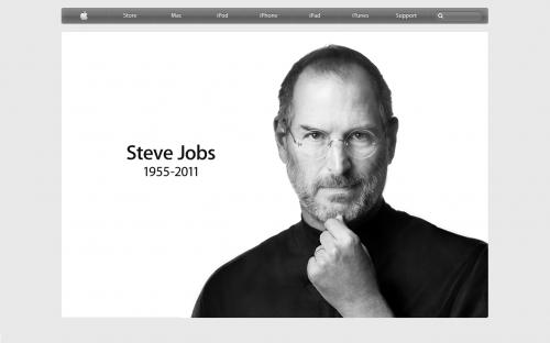 Falleció Steve Jobs