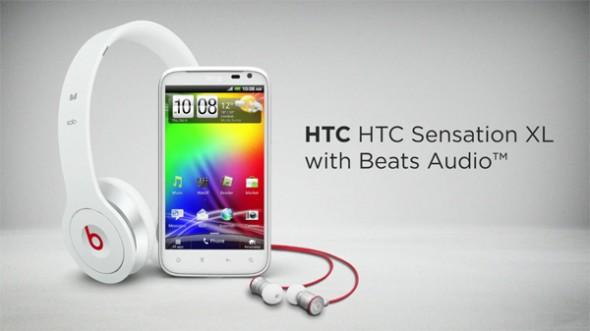 HTC Sensation XL, dale al Play