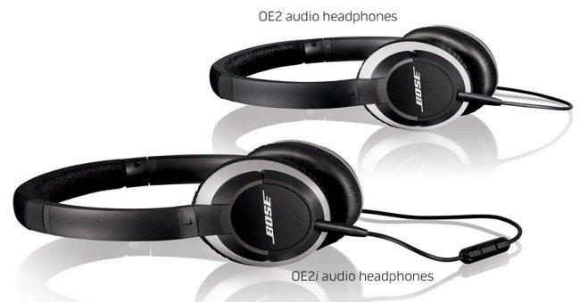 Nuevos auriculares Bose OE2