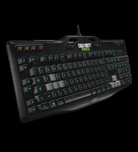 Llega el teclado oficial de Call of Duty