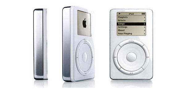 10 años de iPods