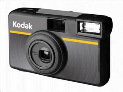Cámaras desechables de Kodak