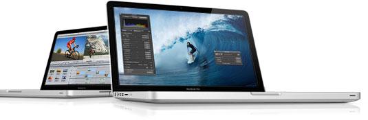 Apple actualiza los Macbook Pro