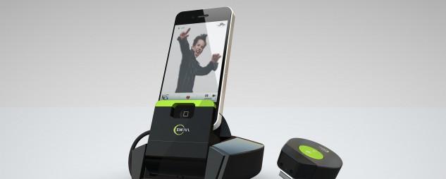 Swivl, dock de vídeo para iPhone y otras cámaras