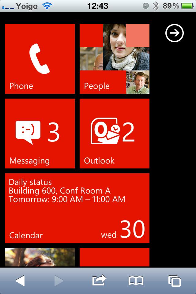 ¿Quieres probar Windows Phone 7?